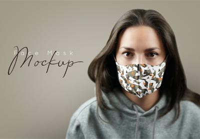 Image of facemask