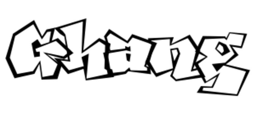 Ghang Graffiti Font