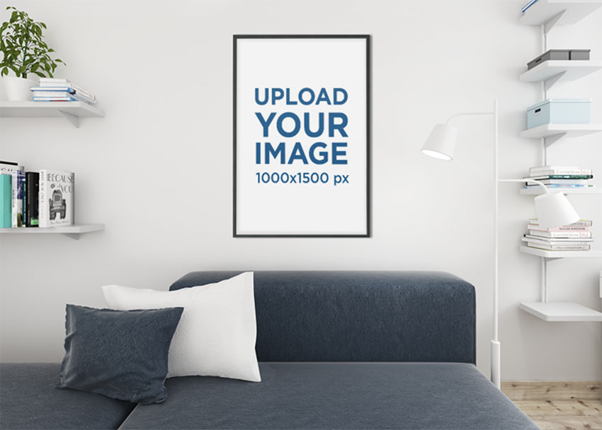 Art Print Mockup