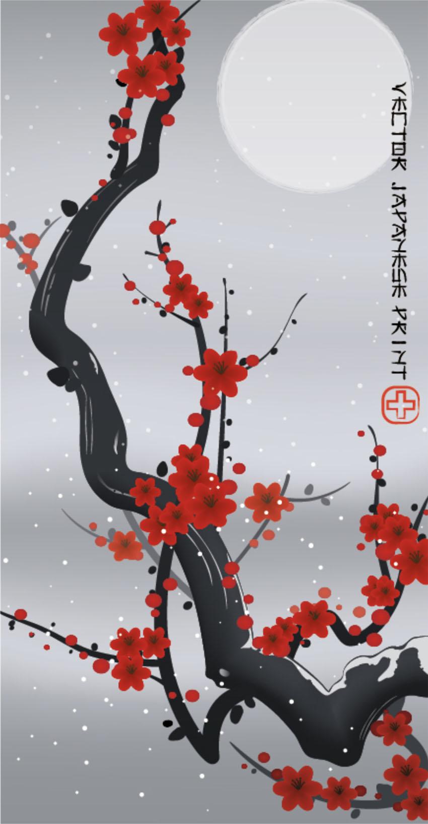 Create a Japanese Ukiyo-e Style Print