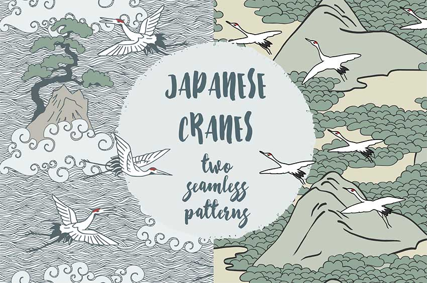Japanese Style Painting