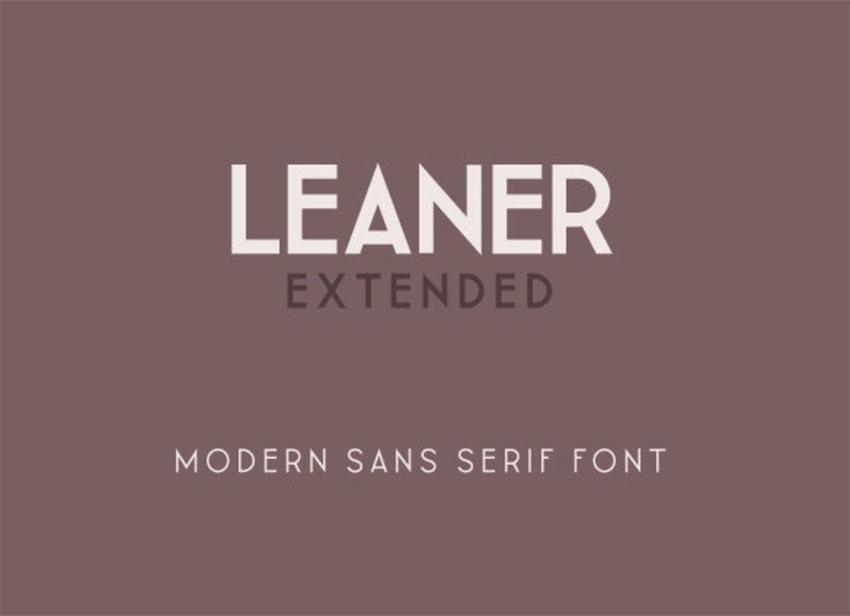 LEANER Extended