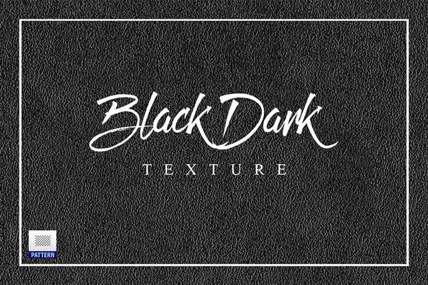 Black Dark Grain Texture Photoshop