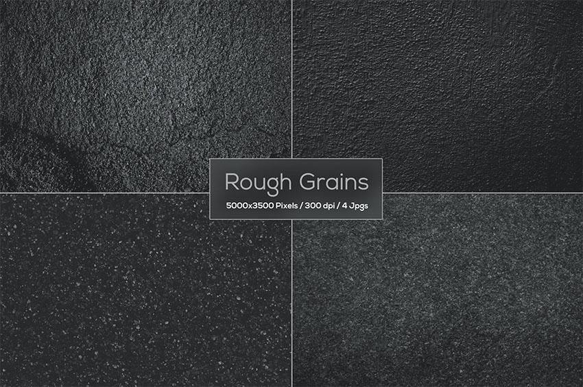Rough Grain Effect Photoshop