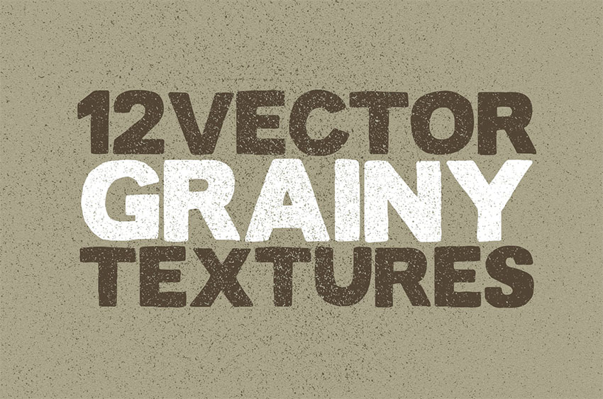 Vector Grainy Filter Textures