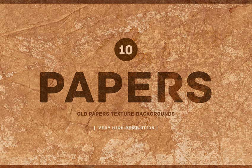 Distressed Paper Texture