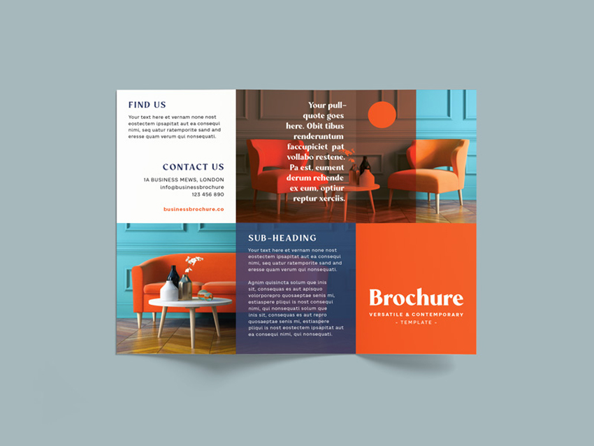 How to Create a Tri-Fold Brochure in Affinity Publisher Free Brochure File