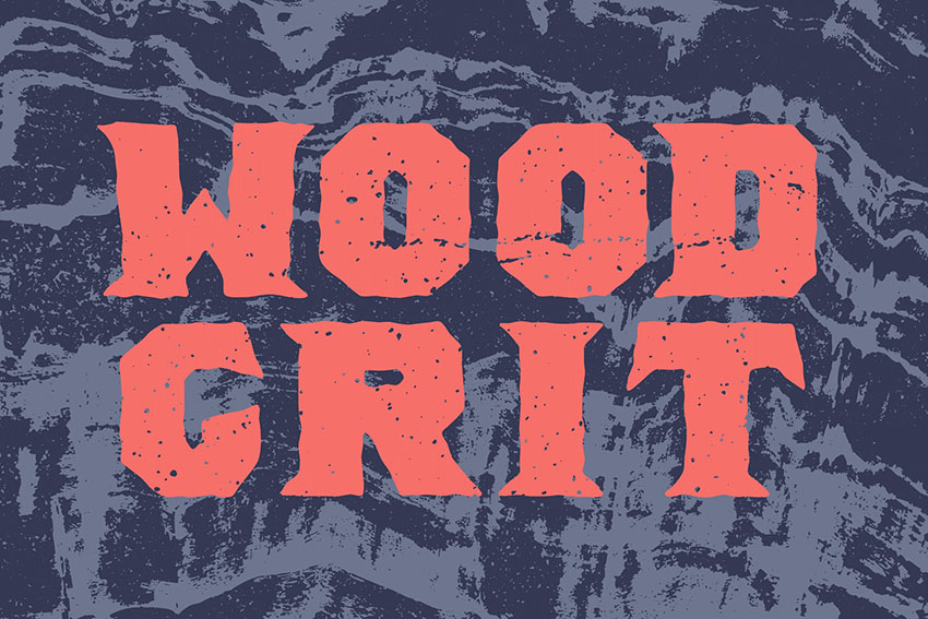 Wood Grain Texture Vector