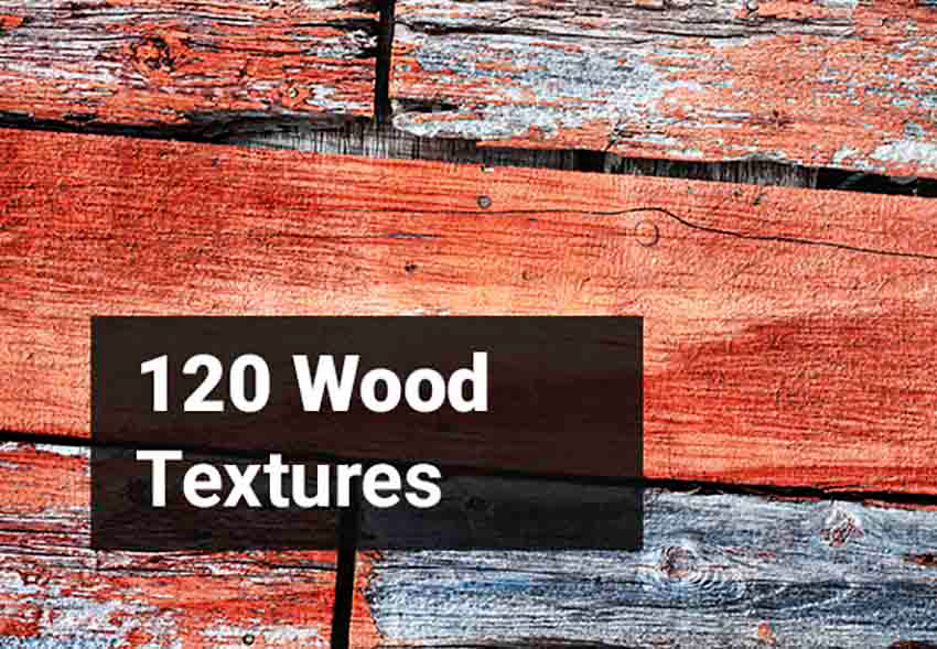 120 Rough Wood Texture