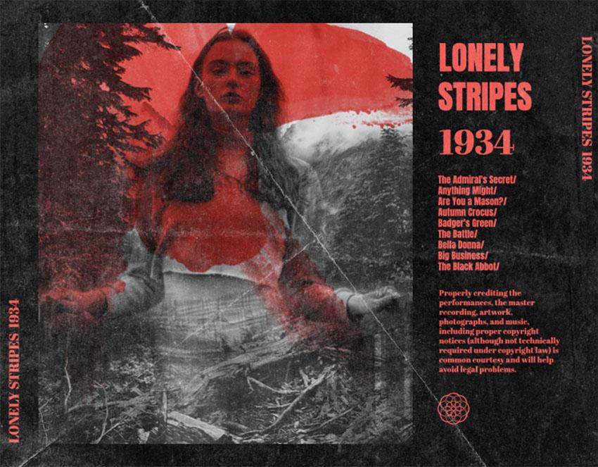 32 Best Album Back Cover Designs