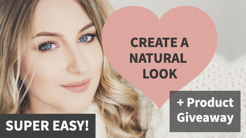 YouTube Thumbnail Maker for a Beauty Vlogger