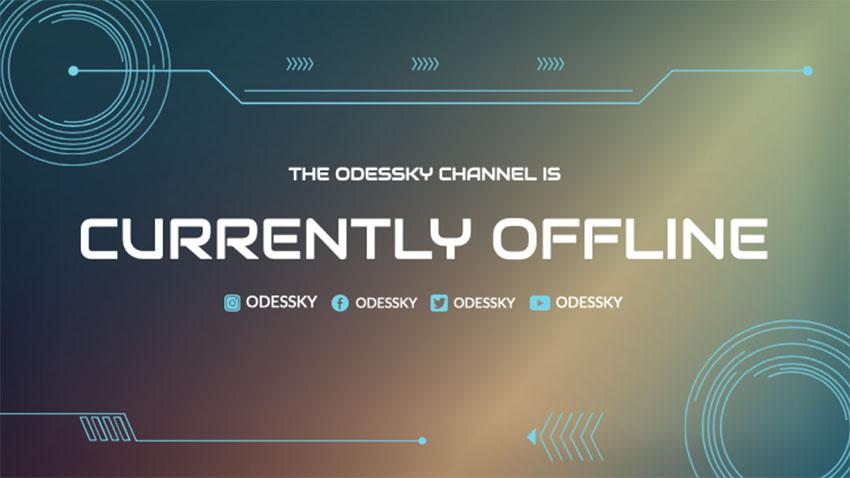 Twitch Offline Banner