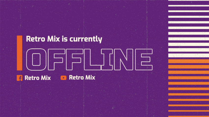 Stream Offline Image for Retro Streaming