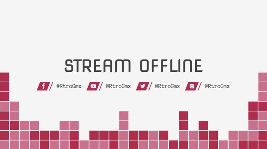 Currently Offline Twitch