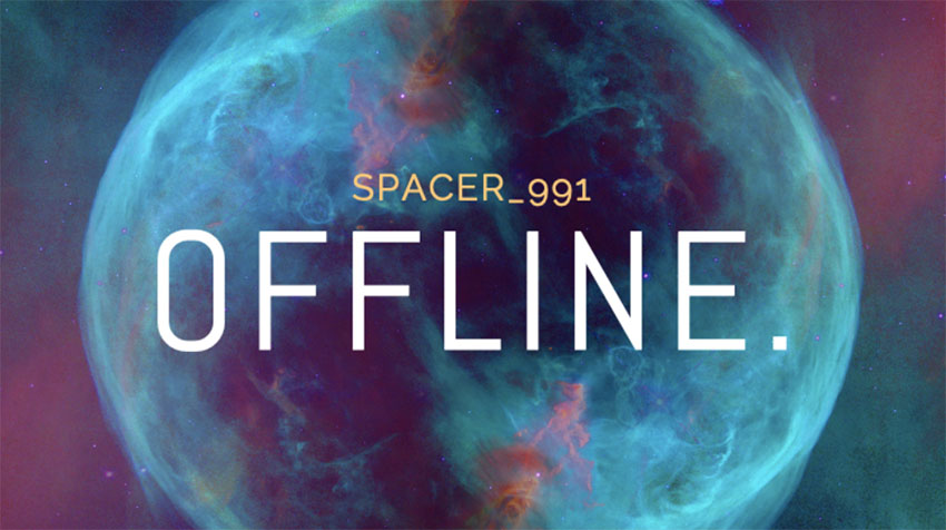 Stream Offline Overlay