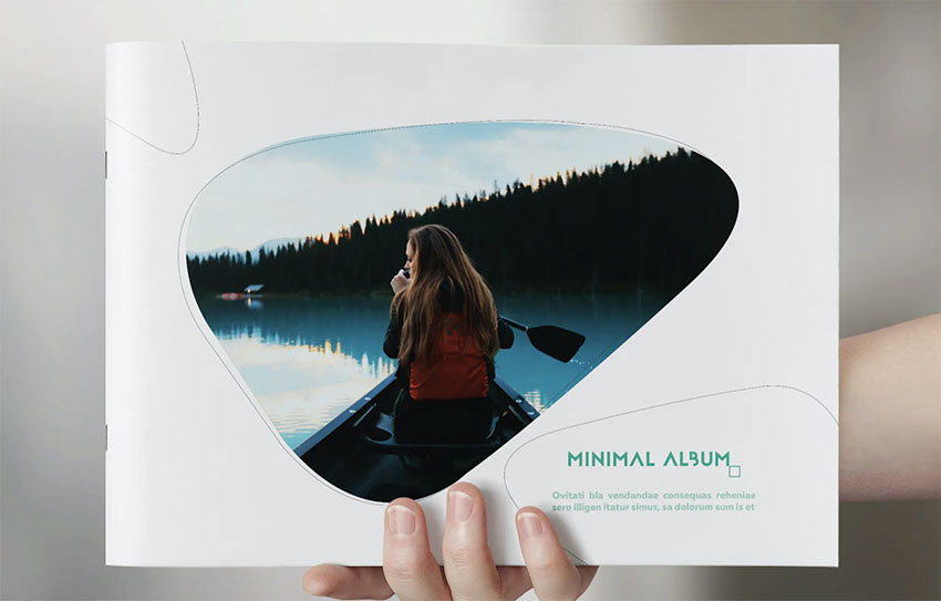 Photo Album Template
