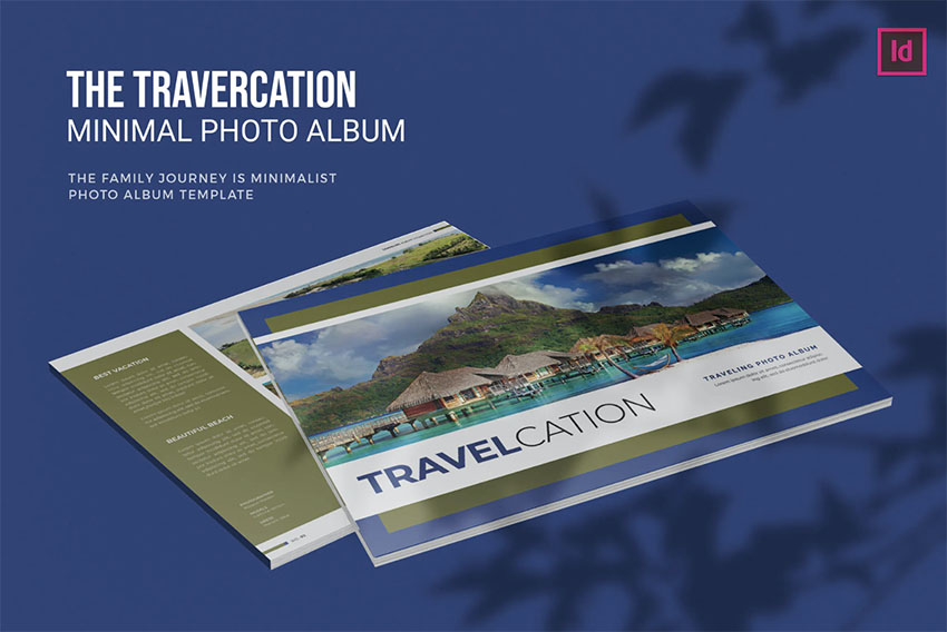Modern Photo Album Template