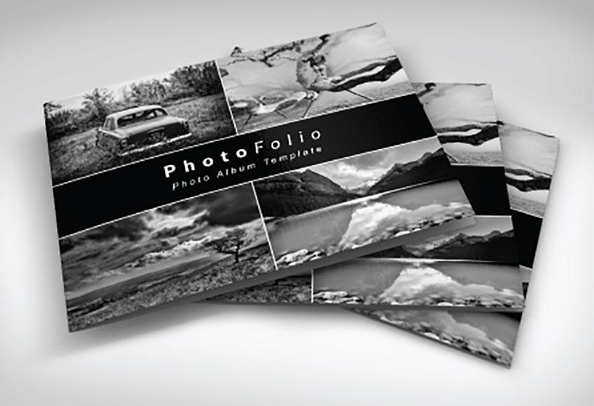 PhotoFolio - Photo Album Template
