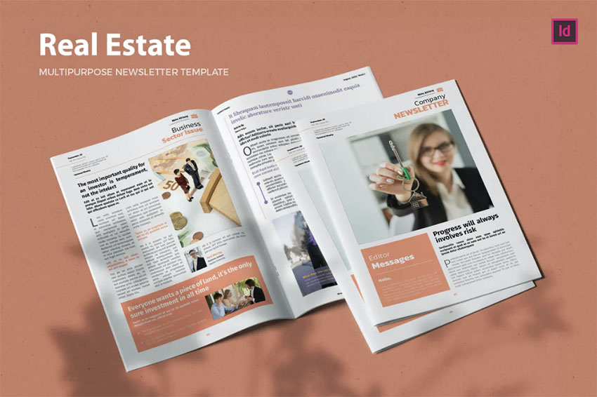 Newsletter Templates for Real Estate Agents