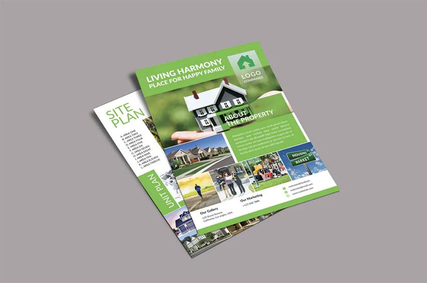 Real Estate Newsletter Templates