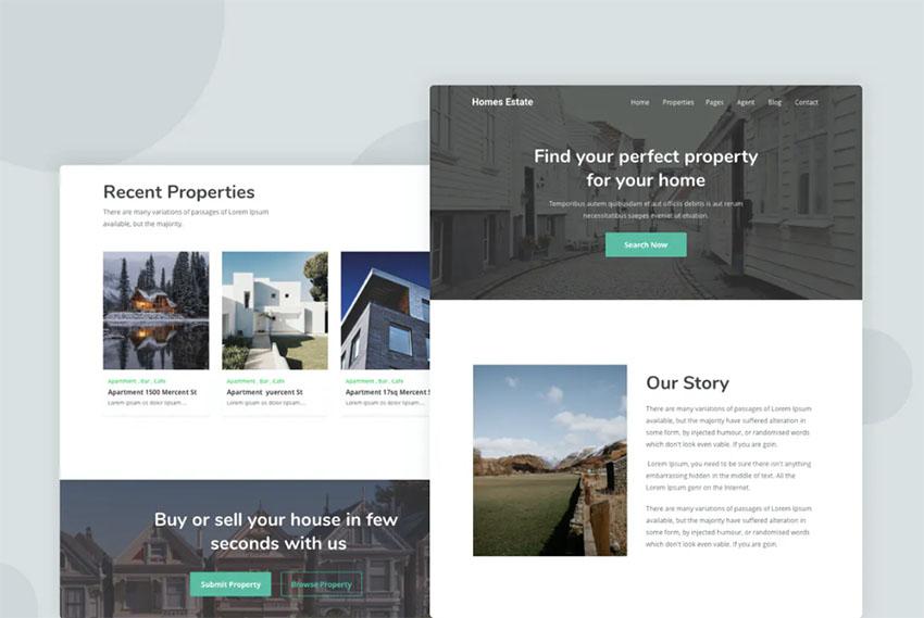 Newsletter for Real Estate Agents