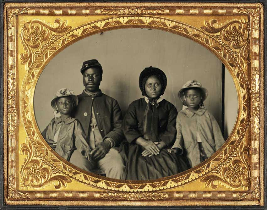 Black History Month in Pictures: From Slavery to Segregation