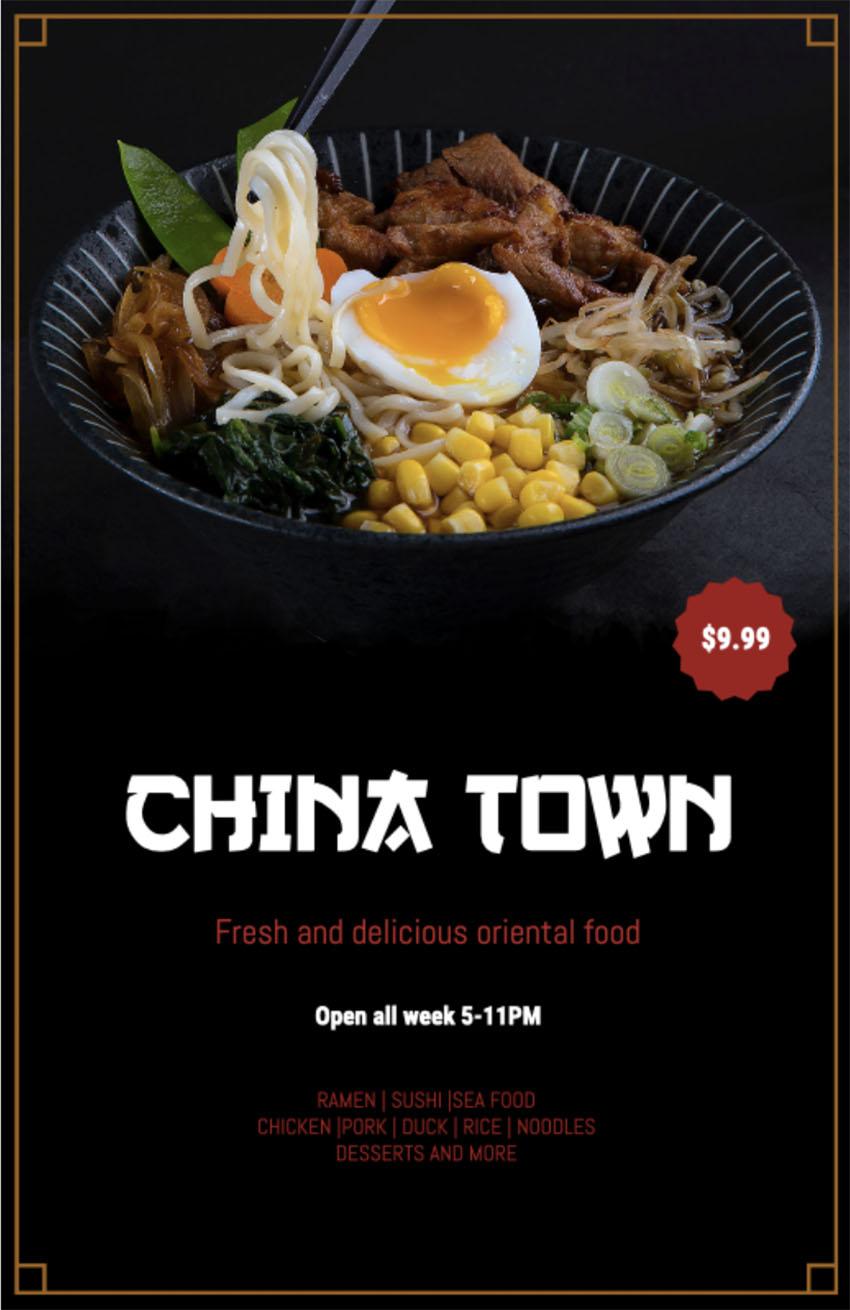 43 Best Restaurant Flyer Templates Food Flyer Designs To Download