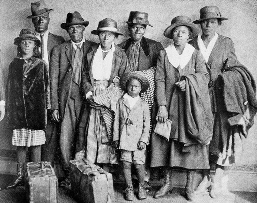 Picturing Black History, Part 3: The Great Migration and Renaissance