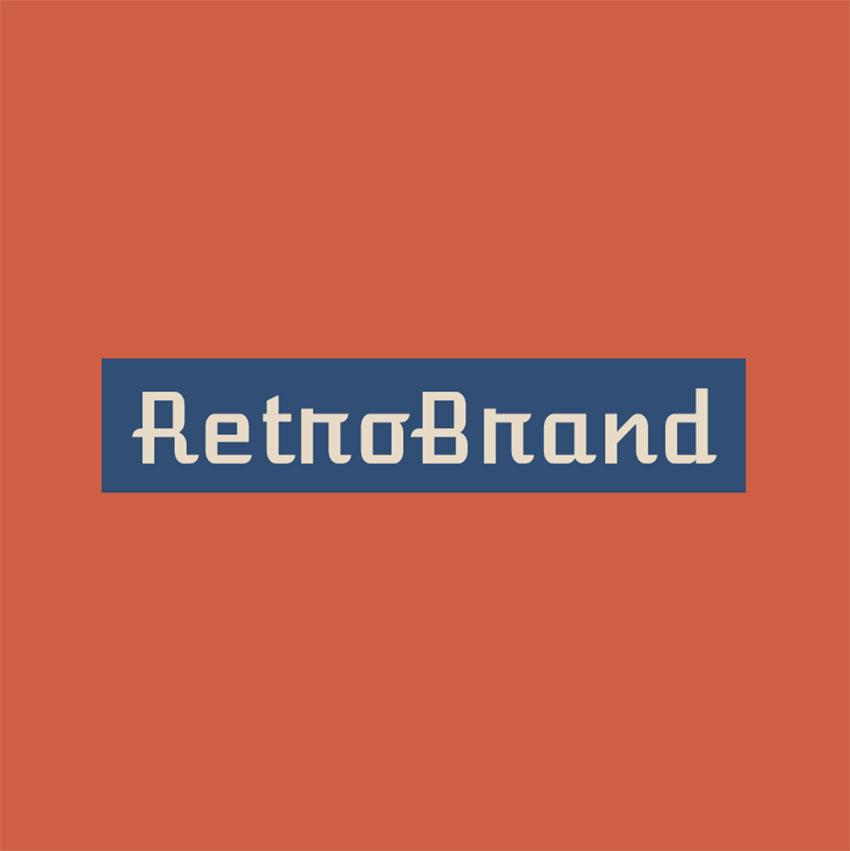 Vintage Badge Logo Design