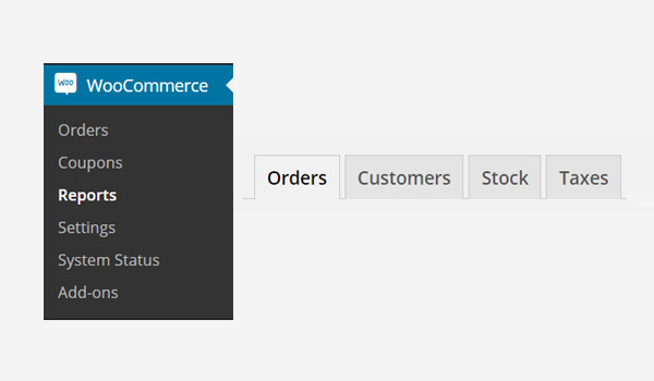 reports woocommerce