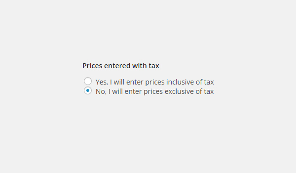 Easy Digital Downloads Taxes Settings