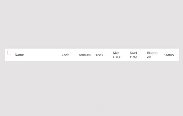 Easy Digital Downloads Managing Discount Codes