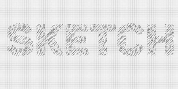 Styled Pattern Filled Text