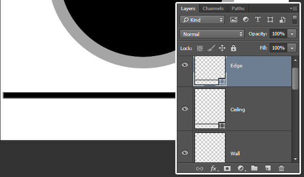 Creating the Rectangle Layers