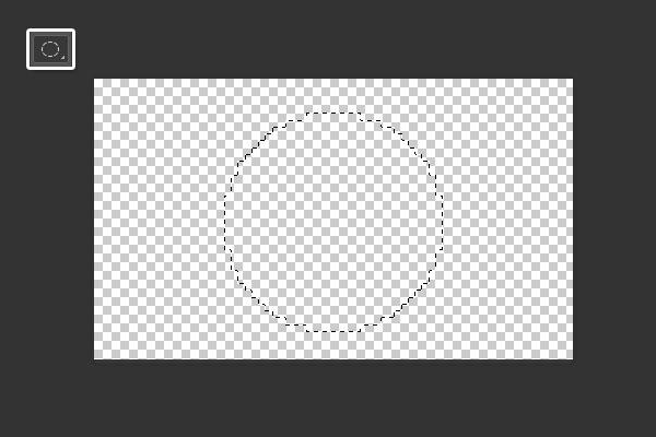 Create a Circular Selection