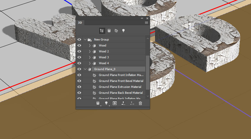 Merge 3D Layers