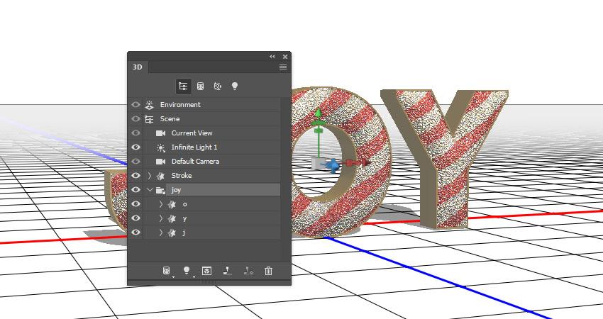 Split 3D Extrusion