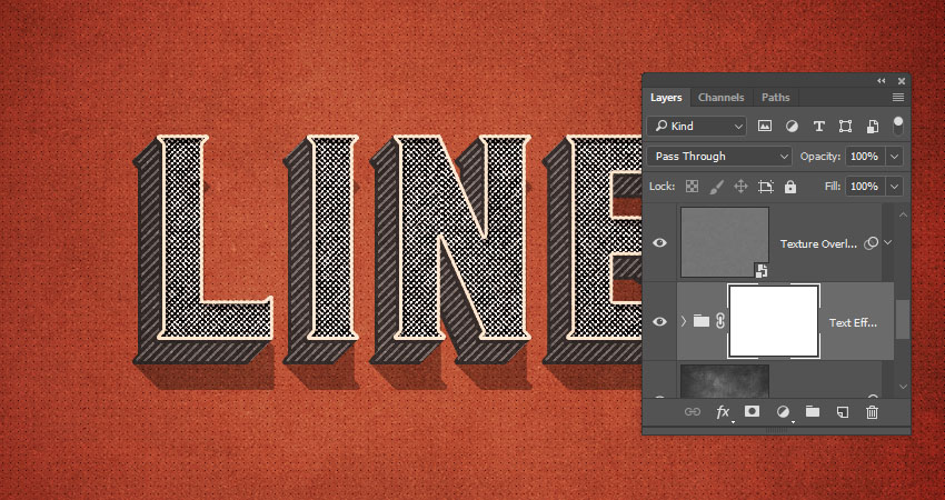 How to Create a Grunge Retro Text Effect in Adobe Photoshop