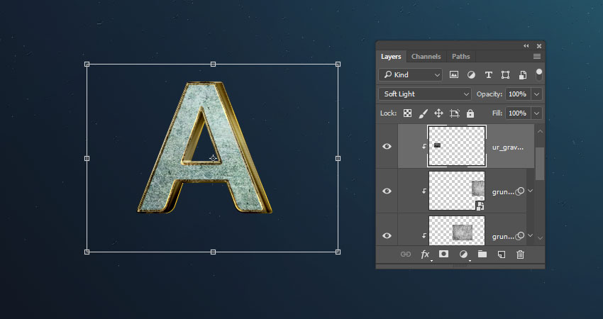 How to Create an Aquaman-Inspired Text Effect in Adobe Photoshop