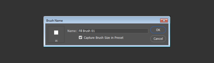 Create New Brush