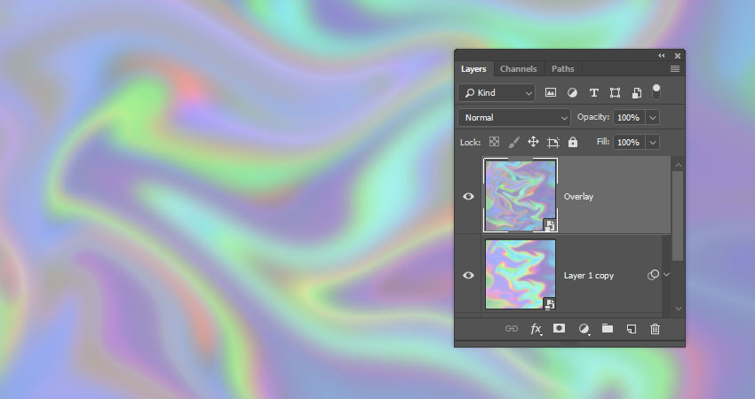 Overlay Layer