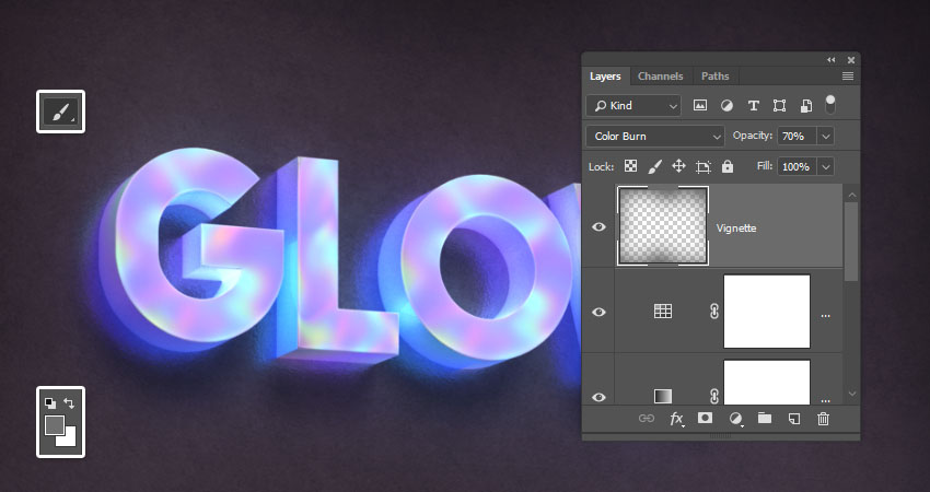 how to create a vignette effect in photoshop