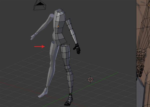 Female Character Modeling In Blender : Female character modeling in blender part