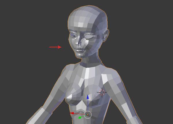 Female Character Modeling In Blender Part 6 : Female character modeling in blender part