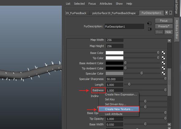 Create New Texture