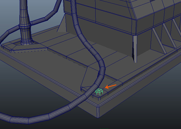 how to create a bendshape in maya