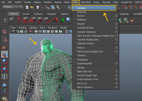 Creating Hulk Using Maya and ZBrush: Part 6
