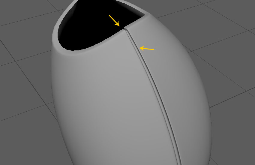 Detailed hard surface modeling