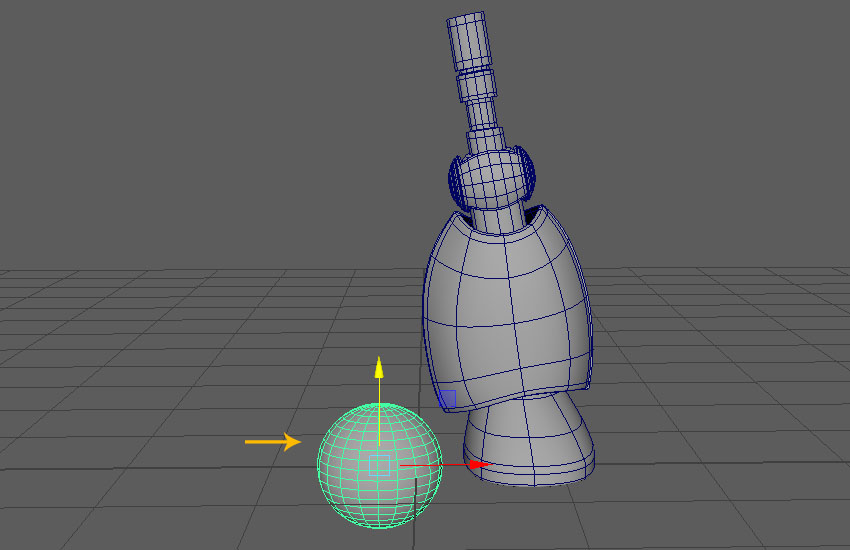 Create a polygon sphere