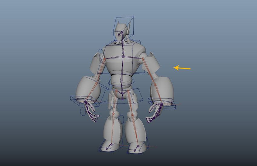 Rigging is completed